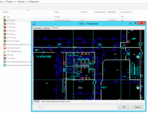 DWG preview in Sharepoint